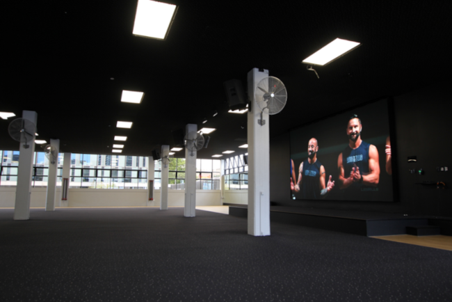 World-class Digital Experience for Fitness Fans